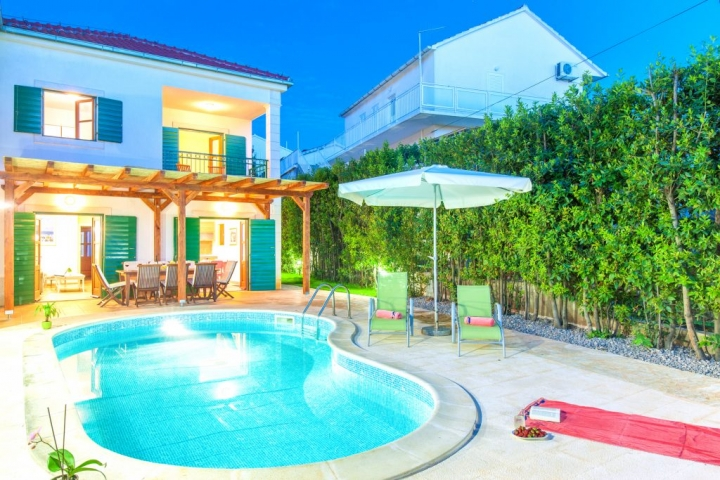 Villa Mare with private swimming pool at the island of Hvar for renting