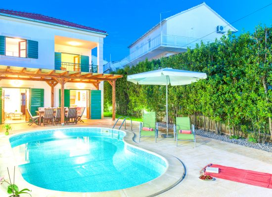 Villa Mare For Rent In Croatia