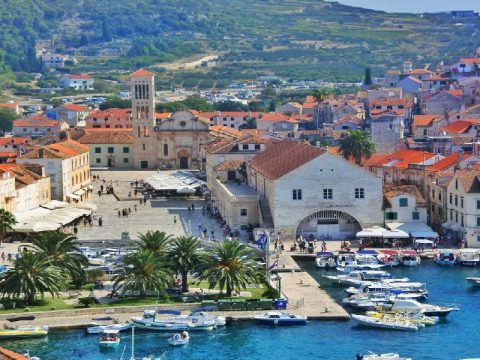 Hvar town on Island of Hvar | Villa Mare