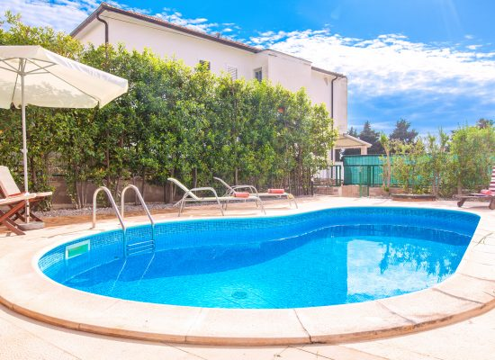Villa Mare with a private outdoor pool